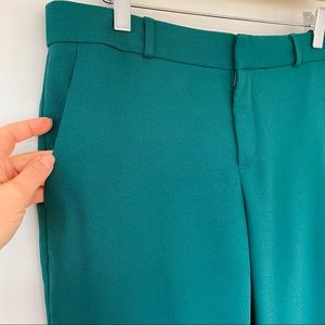 Banana Republic ankle length trousers